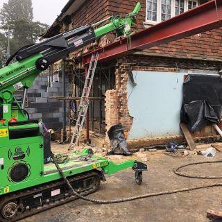 7-Heavy-Steel-Beams-Installed-in-Farnham1