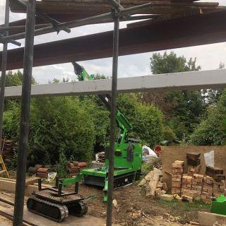 7-Steel-Beam-Installation-in-Carshalton2