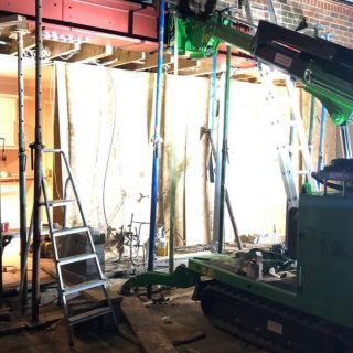 700kg-Steel-Beams-Installation-in-Crowthorne3