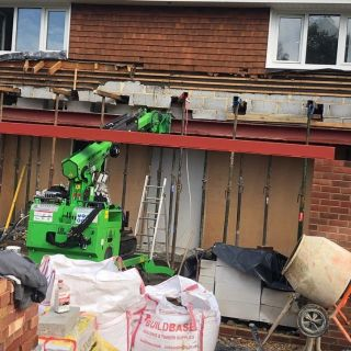 Goalpost-Steel-Beam-Assembly-in-Andover3