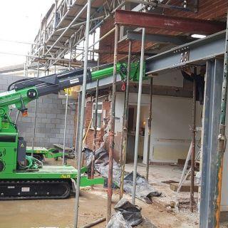 Installing-a-Long-Steel-Beam-in-Caterham3