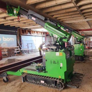 Installing-Heavy-Steel-Beams-in-Kingston-Upon-Thames1