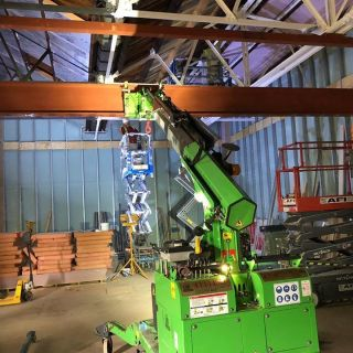 Installing-Steel-Beams-for-the-MOD