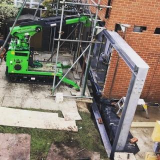 Picture-Frame-Beam-Installation-in-Dartford1