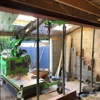 Restricted-Access-Steel-Beam-Installation-in-Hemel-Hempstead1