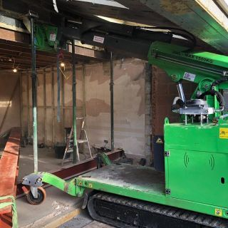 Restricted-Access-Steel-Beam-Installation-in-Hemel-Hempstead3