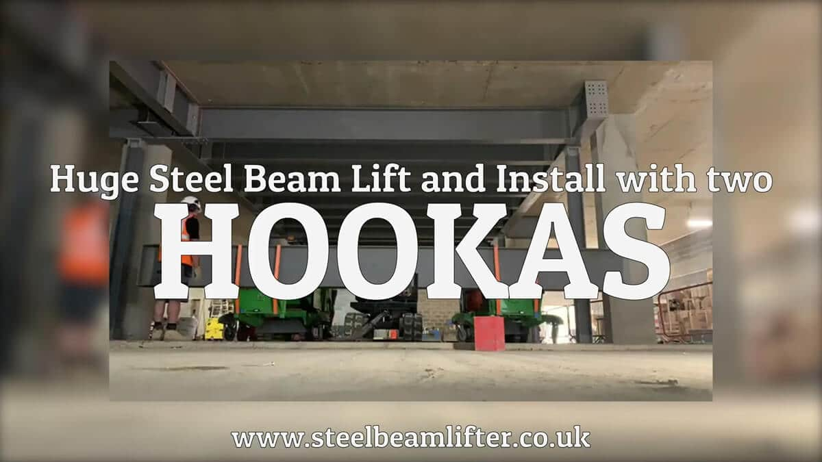 Commercial Structural Steel Beam Installation Service